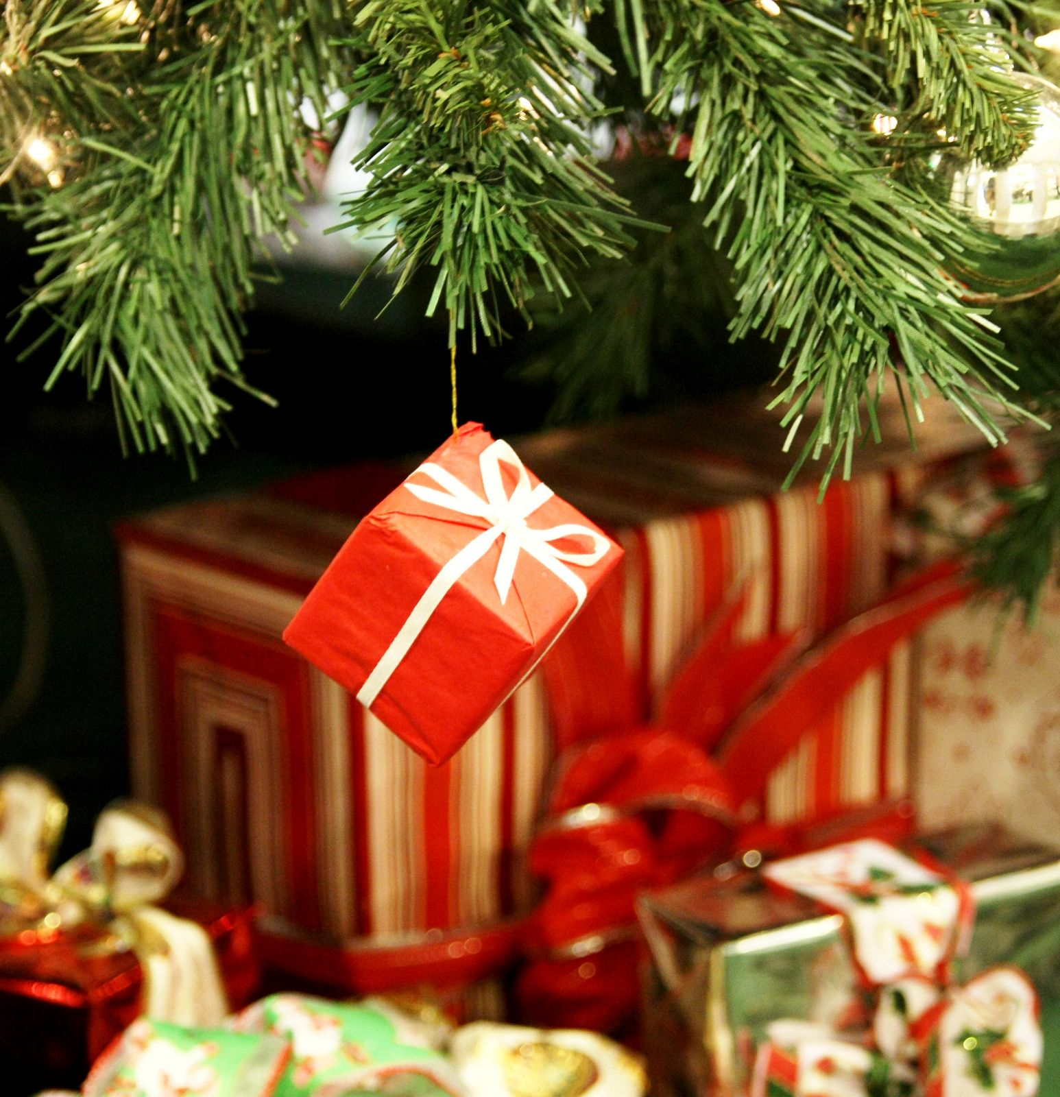 thanksgiving - How Many Gifts For Christmas