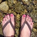 Pink Foot?