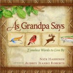 Book Review - As Grandpa Says by Nick Harrison