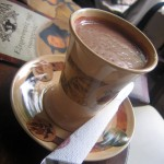 Easy Hot Chocolate - Don't Forget the Marshmallow Fluff